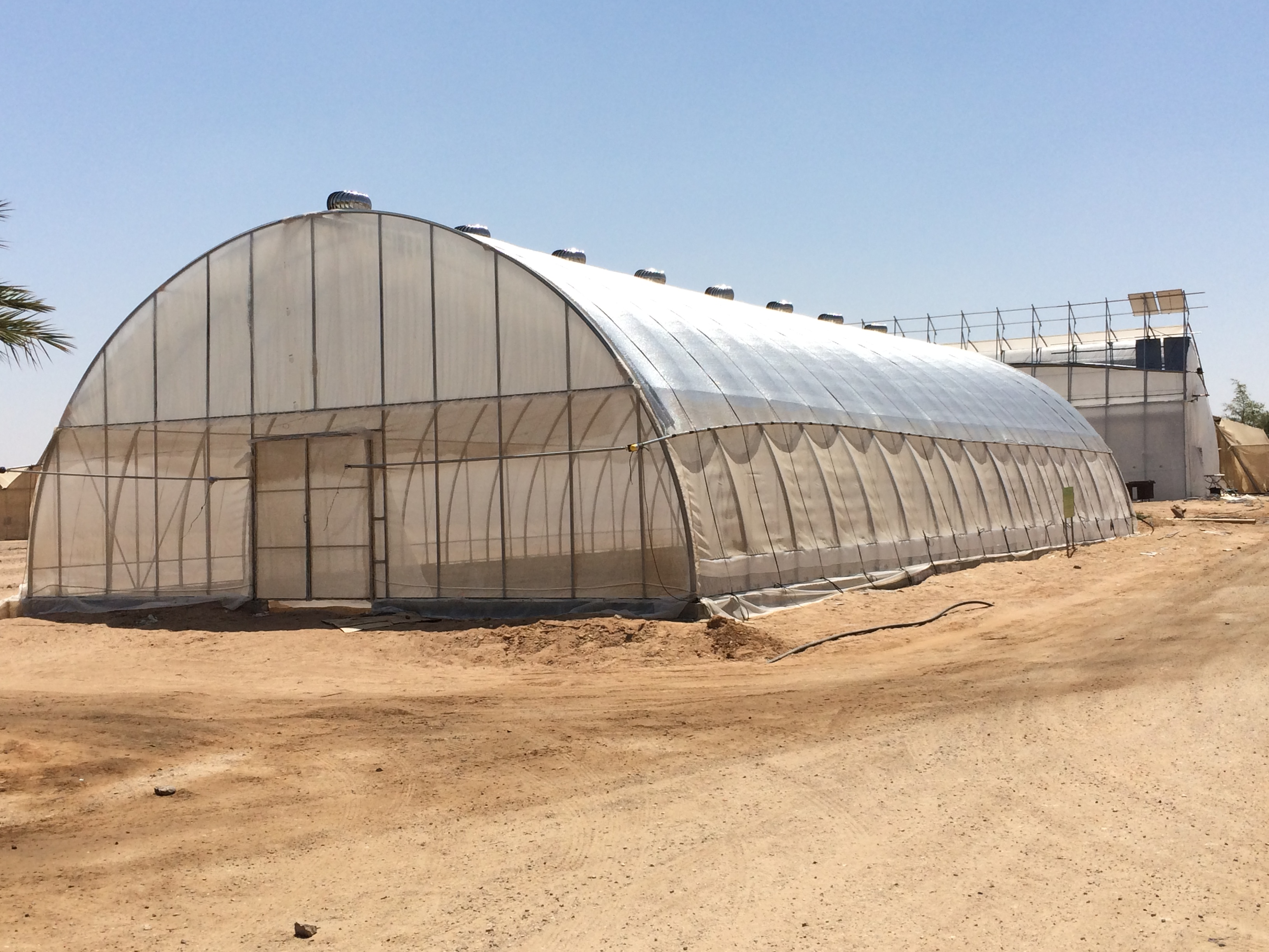 EnviroDome® in ARAVA Center 4