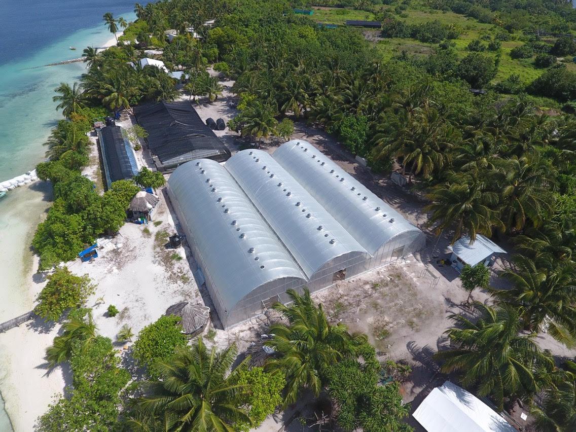 EnviroDome® in Maldives 2