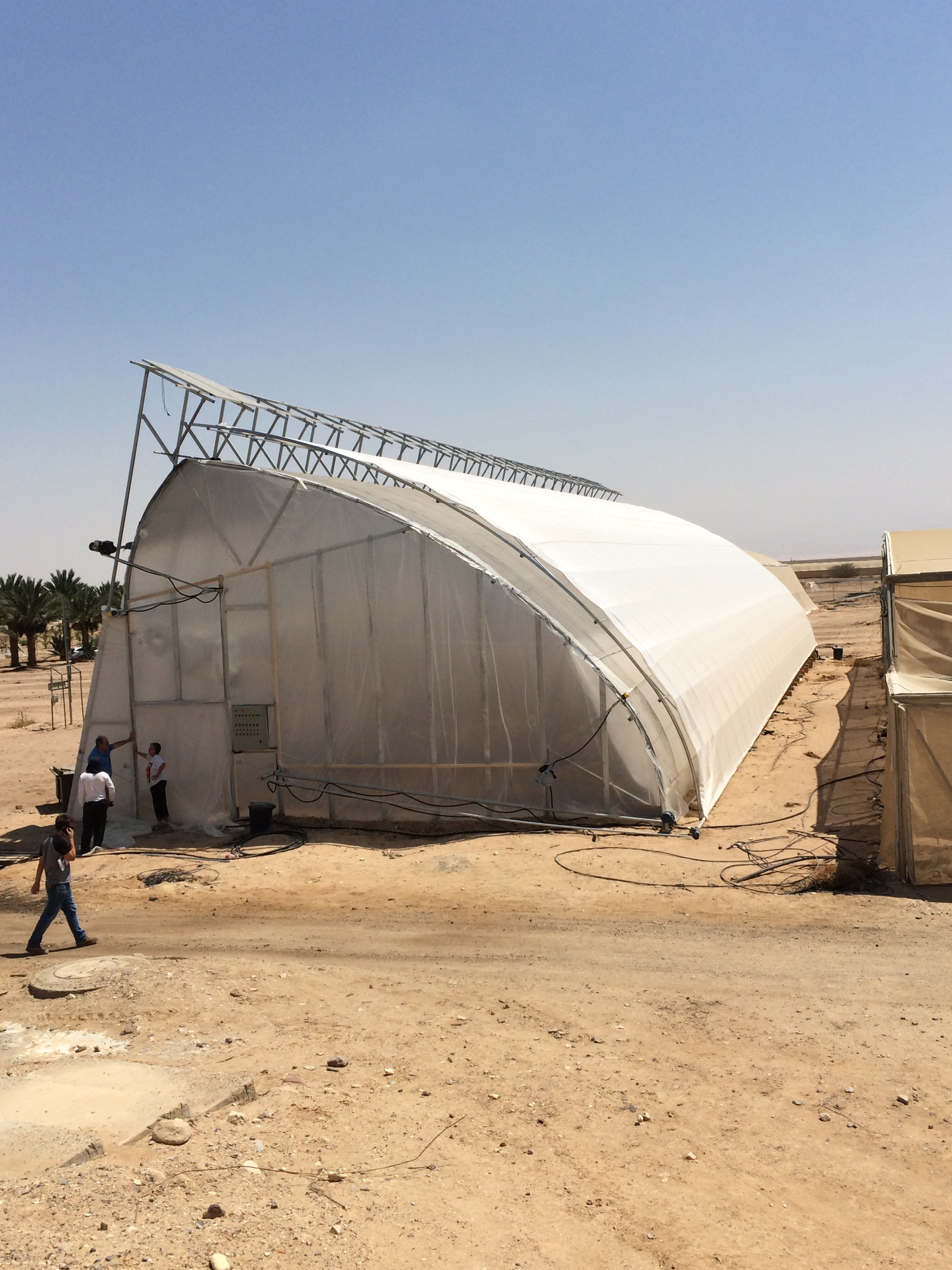 EnviroDome® in ARAVA Center 2
