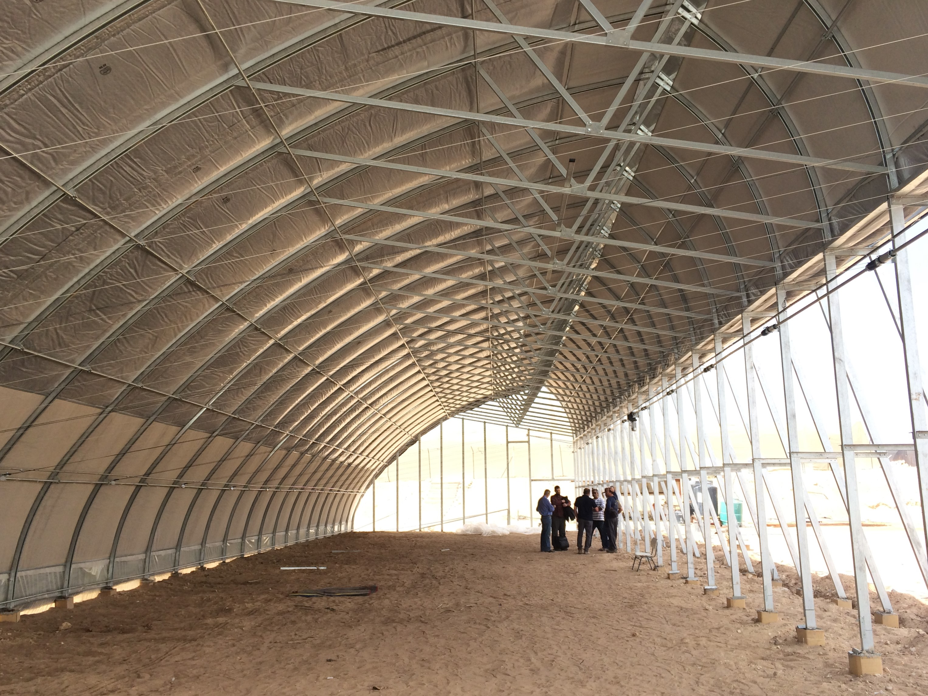 EnviroDome® in ARAVA Center 1
