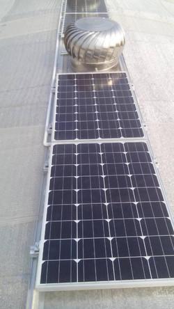 EnviroDome® solar ventilation 2