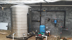PVT hot water system