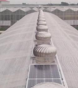 EnviroDome® solar ventilation 3