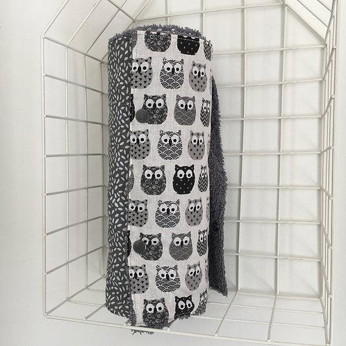 Essuie-tout lavable hibou