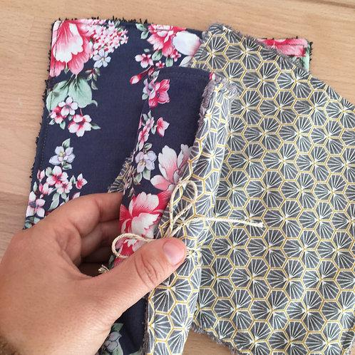 Duo de petites serviettes