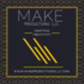 MAKE Productions LLC Logo - MoeTrainEats.com