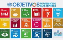 ODS Objetivos de sostenibilidad ONU