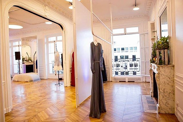 Beton Cire Showroom : Deco co beton cire quartz carpet karoline lang showroom avenue