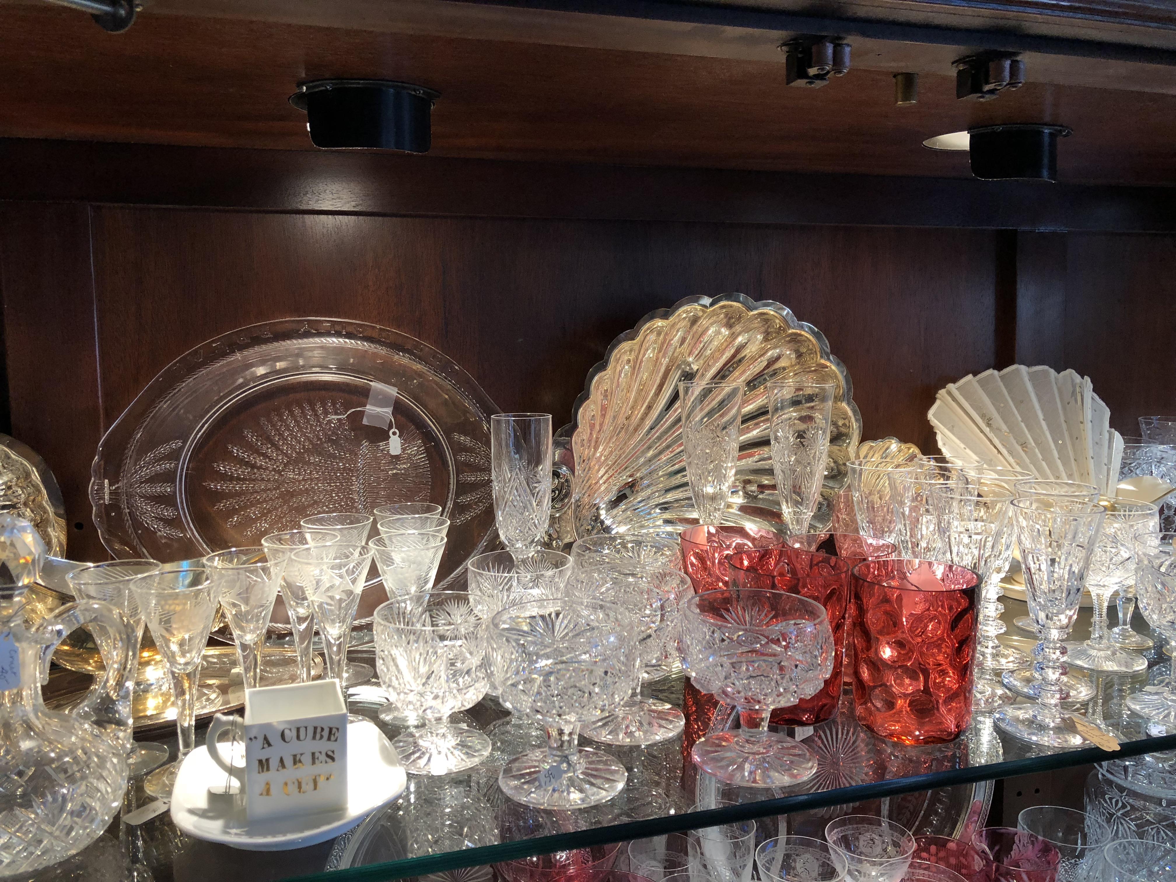 American cut glass 1880-1910