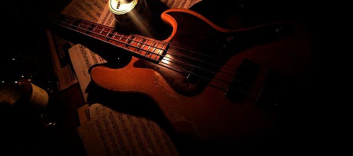 aulas de baixo elétrico, aulas de música
