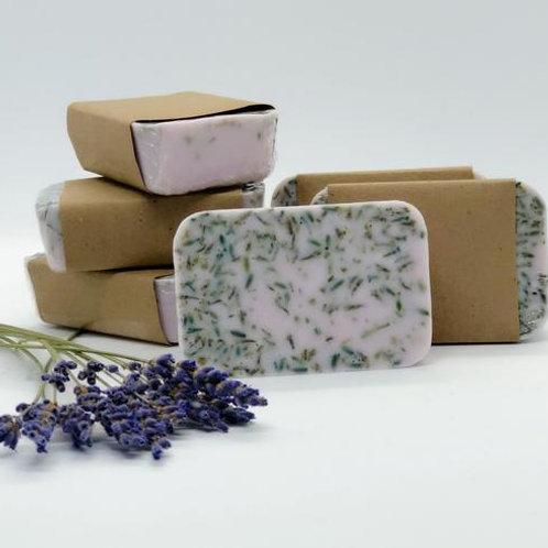 Lavender Coconut Goat's Milk Soap