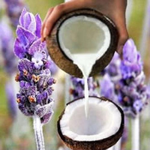 Lavender Coconut Goats Milk Lotion 4 oz.