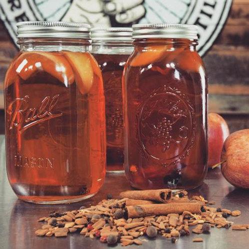 Apple Moonshine Soy Candle