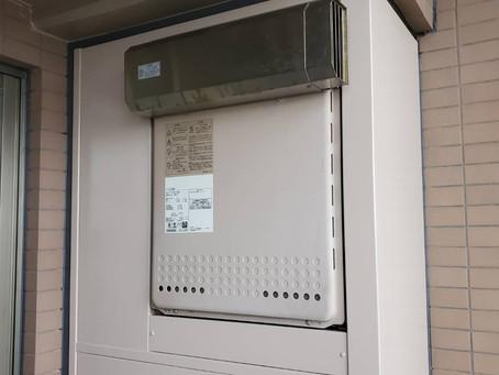 東京都 江戸川区 給湯器 交換 工事
