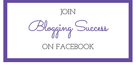 Blogging Success Faceboo Group