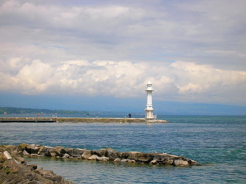 Lighthouse, Switzerland