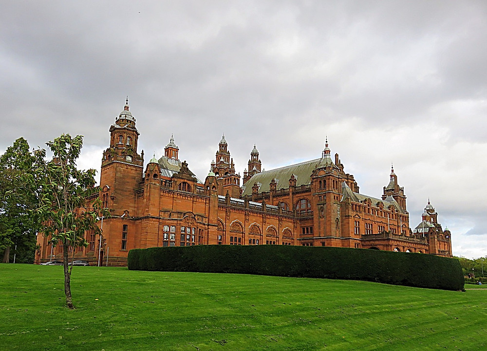 The Kelvingrove Art Galley and Museum, Glasgow