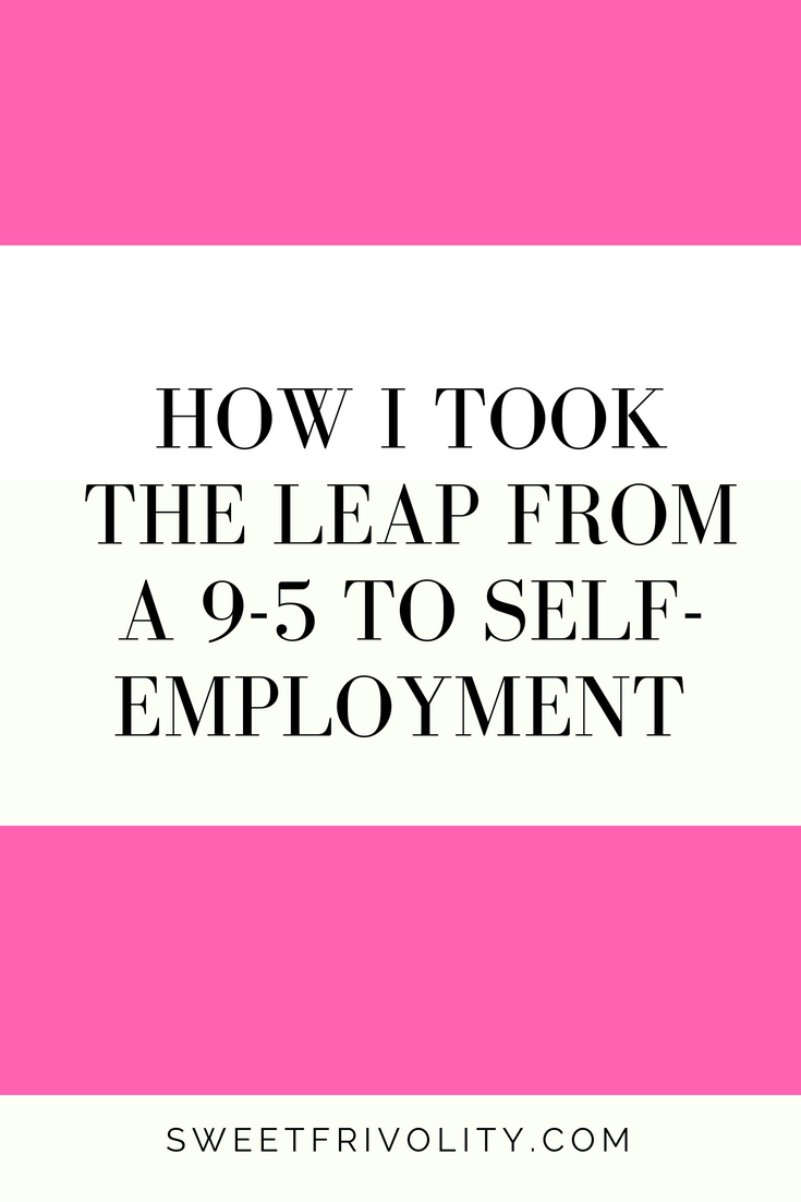 9-5 to Self-Employment