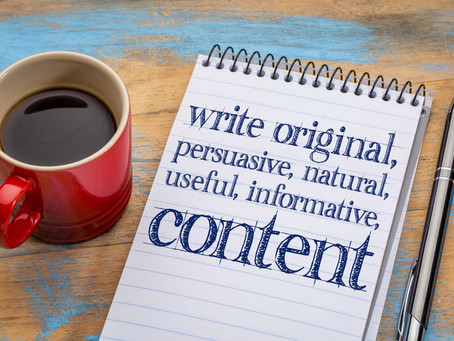 So You're Learning Content Writing. Here is a Guide to Help.