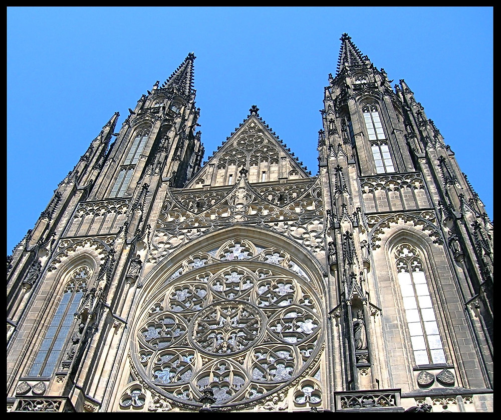St. Vitus Cathedral, Prague, Cathedral