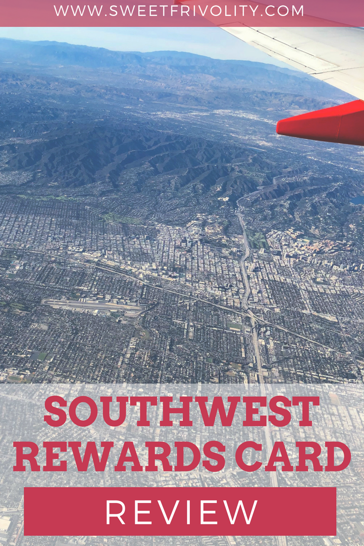 Southwest Airlines Rapid Rewards Credit Card