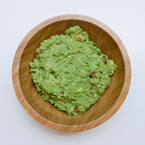 Homemade Guacamole Recipe from Jenna of The Urben Life.
