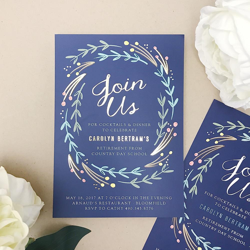 Invitation from Basic Invite