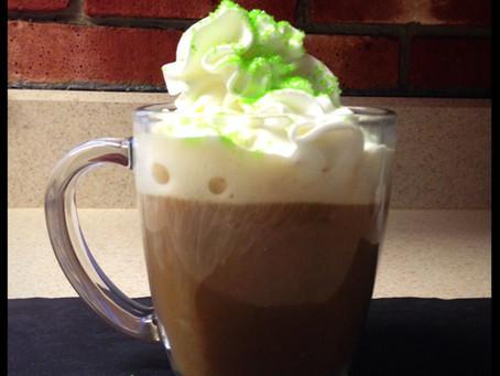 Irish Coffee Recipe.