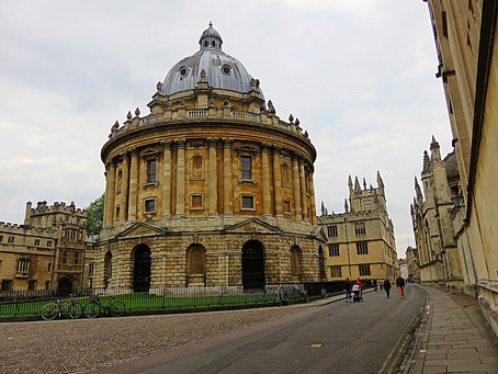 Oxford Travel Tips.