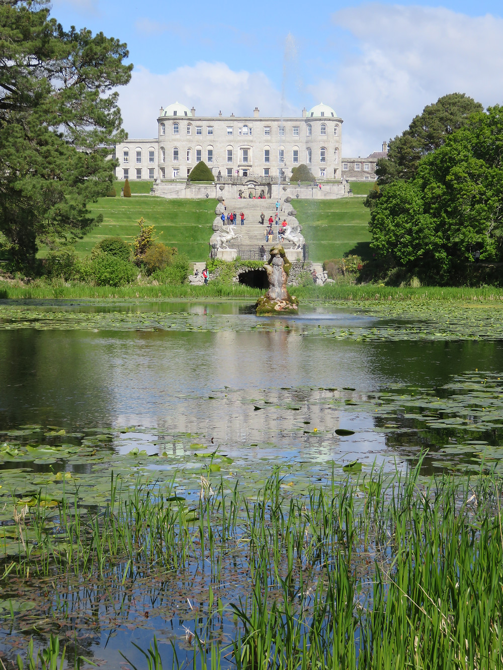 Powerscourt Estate, County Wicklow, Ireland