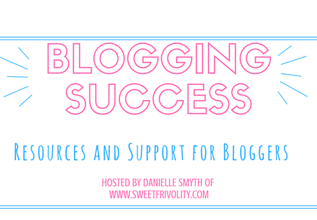 Blogging Success.