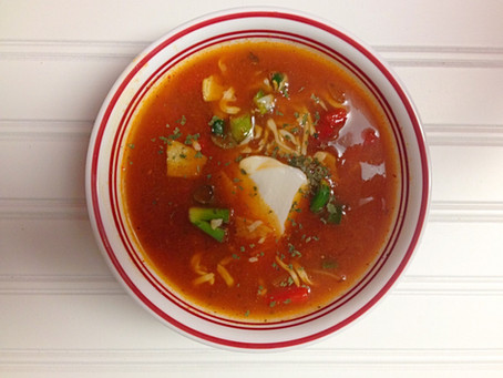 Healthy Tortilla Soup Recipe.