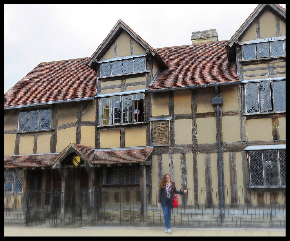 Shakespeare's Birthplace, Stratford-upon-Avon, England