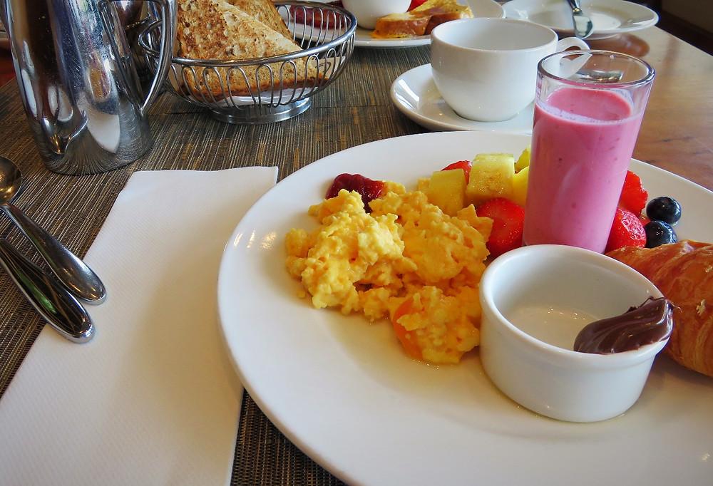 Breakfast, River Lee Hotel, Cork, Ireland
