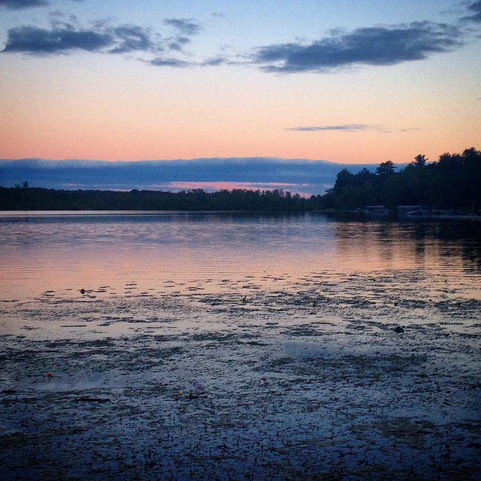 Ballston Lake, New York