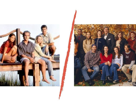 Dawson's Creek vs. Gilmore Girls: 34 Ways These Shows are Exactly the Same