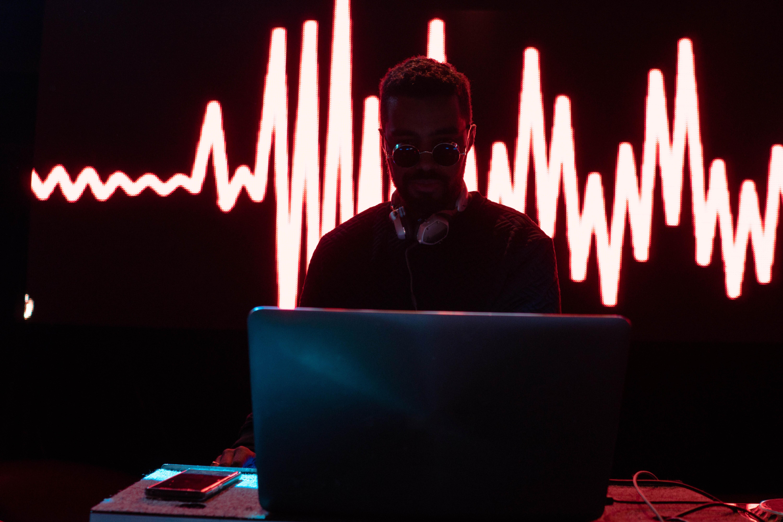 Custom Lighting and DJ Package