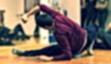 Giacomo Milli danzatore