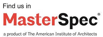Find Us In MasterSpec.JPG