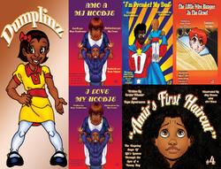 Dumplinz With All Five Children's  Books