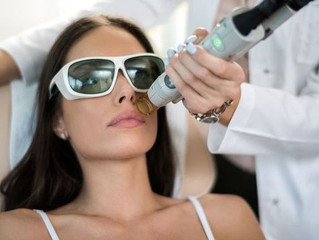 Why is fall the best time for Laser Hair Removal?