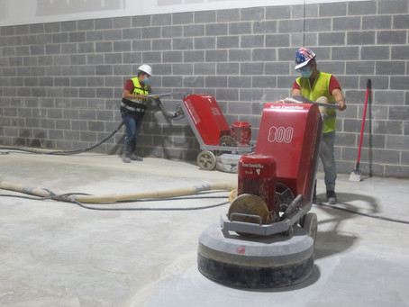How much does concrete polishing cost and what are my options?