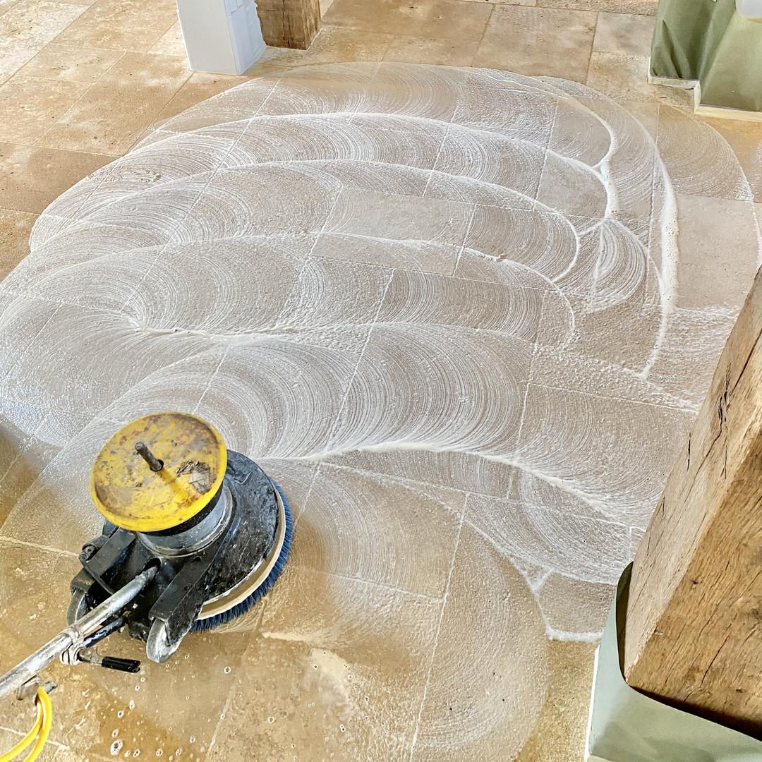 cleaning limestone floor.jpg