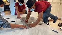 installing-marble-armor.JPG