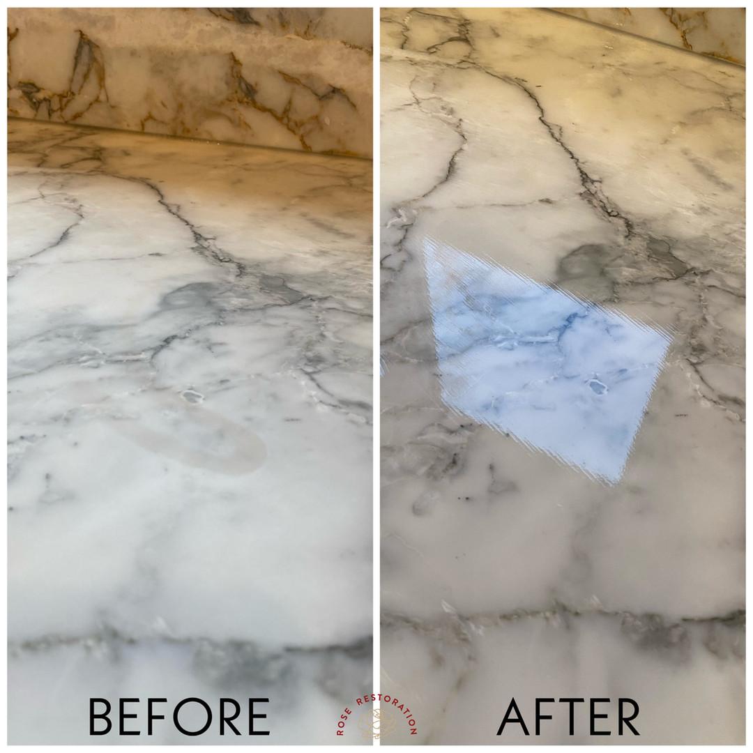 Marble Restoration Washington DC