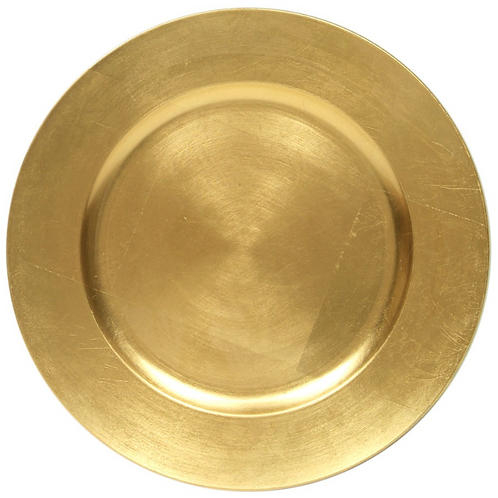 Charger Plates - Gold