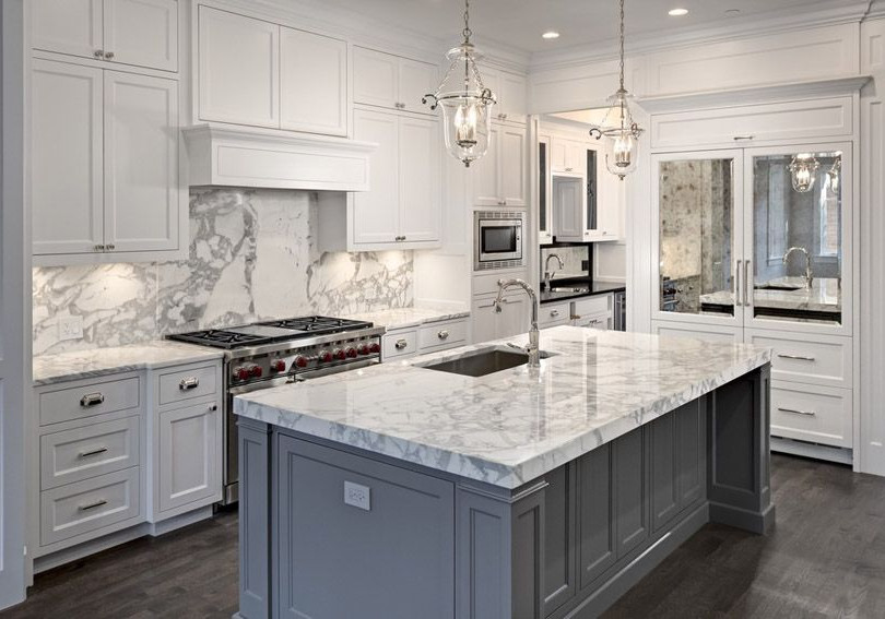 white carrara marble kitchen 2.jpg