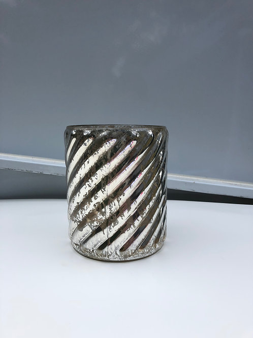 """Arrary Vase - Sarah Silver - 5""""x6"""""""