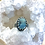 Thumbnail: Australian Boulder Opal Leaf Ring
