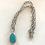 Thumbnail: Blue Turquoise (Nevada) Gemstone Necklace